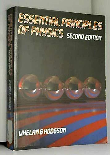 9780719545665: Essential Principles of Physics