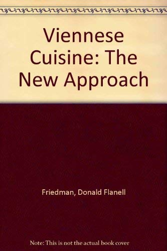 9780719546044: Viennese Cuisine: The New Approach