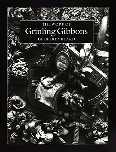 9780719547287: Work of Grinling Gibbons