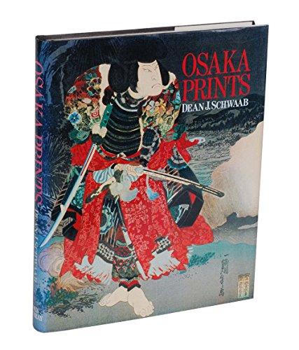 9780719547317: Osaka Prints