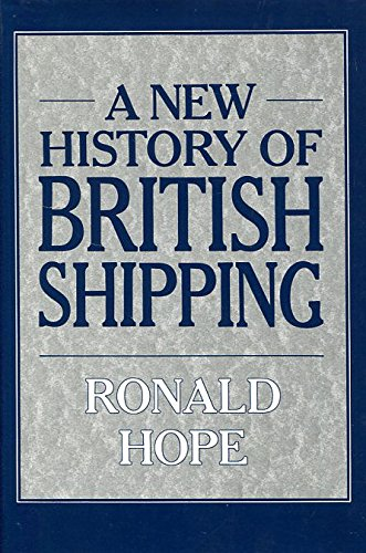 9780719547997: New History of British Shipping