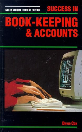 9780719548352: Success in Bookkeeping and Accounts (Success Studybooks)