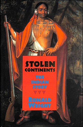 9780719549120: Stolen Continents: Indian Story