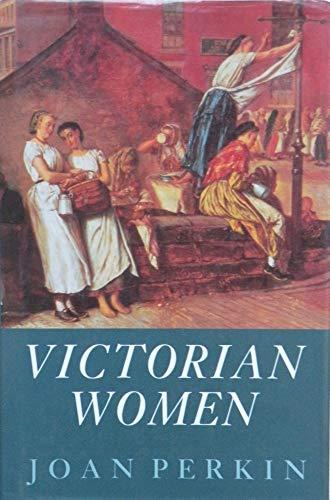 9780719549557: Victorian Women