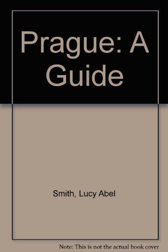 9780719550881: Prague: A Guide