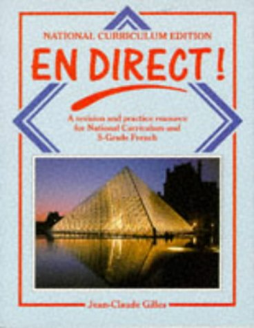 9780719551550: En Direct!: National Curriculum Edition