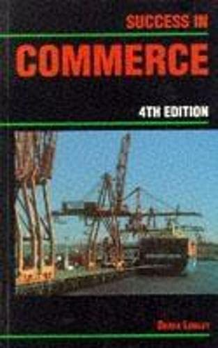 9780719551574: Success in Commerce