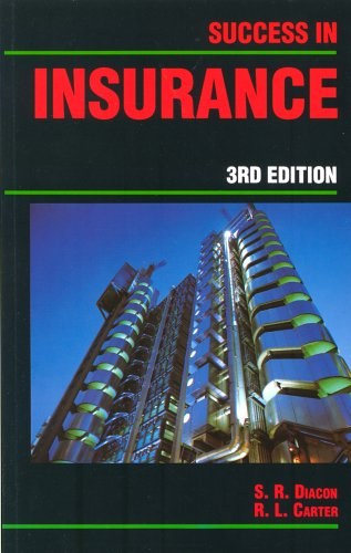 9780719551741: Success in Insurance (Success Studybooks)