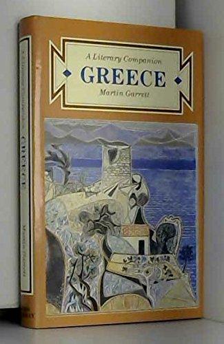 9780719552007: Greece: A Literary Companion