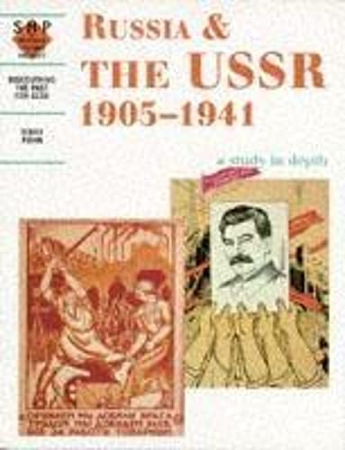 Russia and the USSR 1905-1941: a depth: Fiehn, Terry