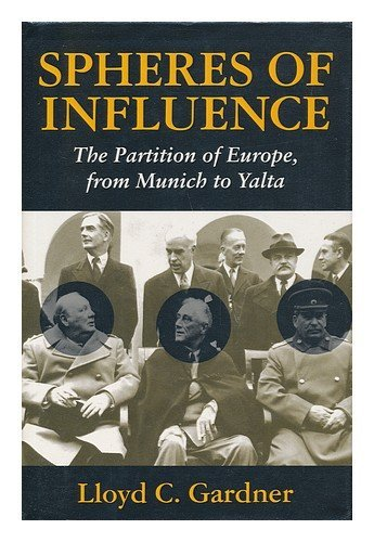 Spheres of Influence the Partition of Eu (0719553113) by Gardner, Lloyd