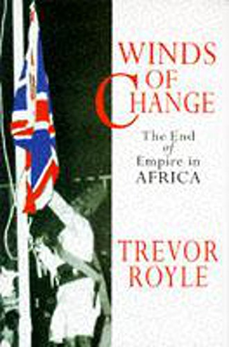 9780719553523: Winds of Change: The End of Empire in Africa