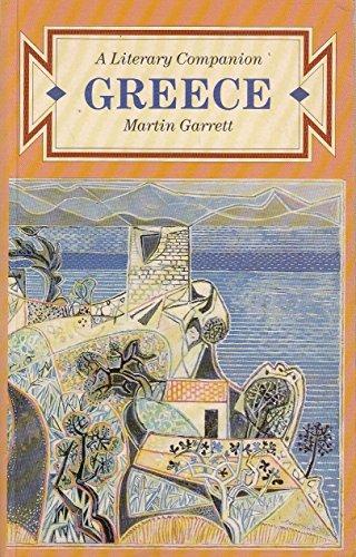 9780719553905: Greece: A Literary Companion
