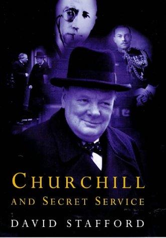 9780719554070: Churchill and Secret Service