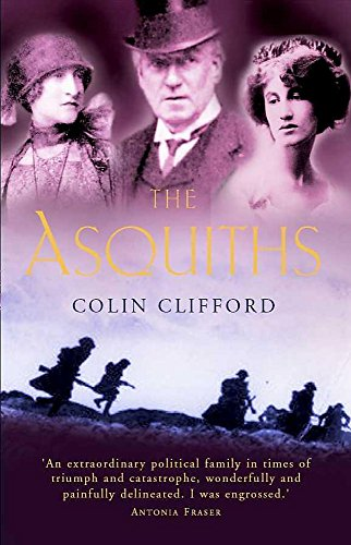 The Asquiths (signed): CLIFFORD, COLIN