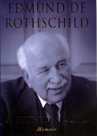 9780719554711: Edmund De Rothschild: A Gilt-Edged Life
