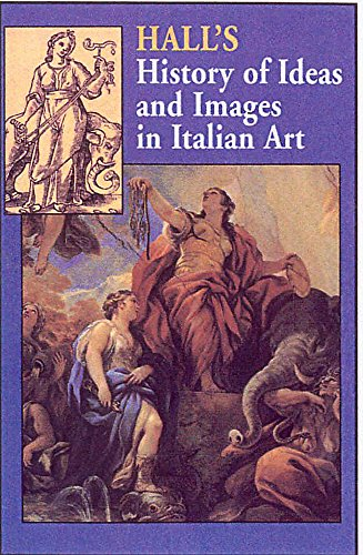 9780719555558: History of Ideas and Images in Italian Art
