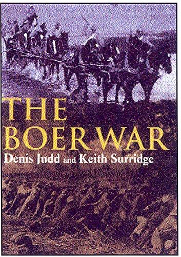 The Boer War: Denis Judd, Keith Surridge