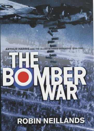 9780719556371: The Bomber War: Arthur Harris and the Allied Bomber Offensive 1939-1945
