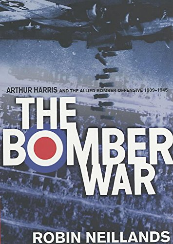 9780719556449: The Bomber War: Arthur Harris and the Allied Bomber Offensive 1939-1945