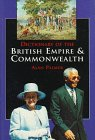 9780719556579: Dictionary of the British Empire and Commonwealth