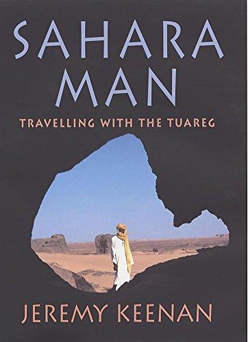 9780719561610: Sahara Man: Travelling with the Tuareg