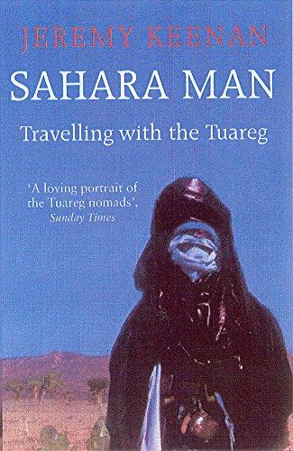 9780719561702: Sahara Man: Travelling with the Tuareg