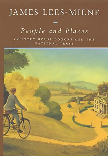 9780719562020: People and Places: Country House Donors and the National Trust