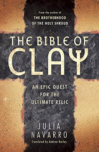 9780719562488: Bible of Clay: An Epic Quest for the Ultimate Relic