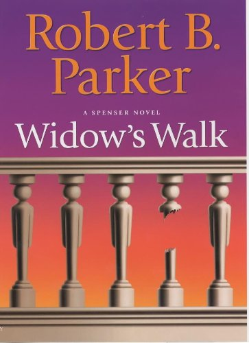 Widow's walk (0719562864) by Robert B. PARKER