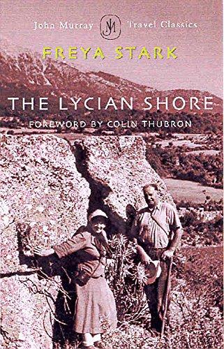 9780719563331: The Lycian Shore (John Murray Travel Classics)