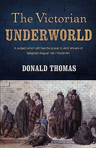 9780719563423: The Victorian Underworld