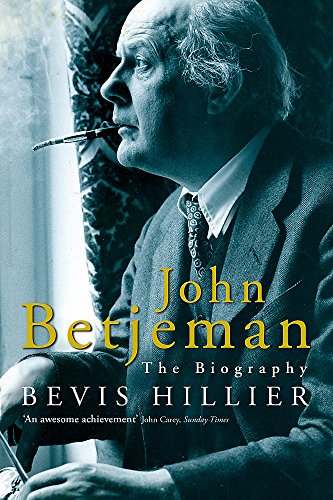 John Betjeman: The Biography (0719564433) by Bevis Hillier