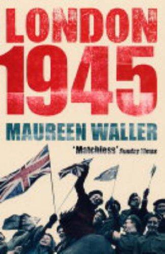 9780719566028: London 1945