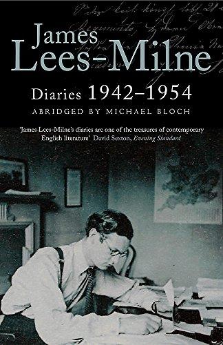 9780719566806: Diaries, 1942-1954: v. 1: James Lees-Milne