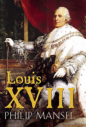 Louis Xviii 9780719567094 Louis XVIII, is often considered a nonentity whose weaknesses, apathy, greed, insensitivity, were flagrant, and whose virtues, prudence, imperturbability, moderation, were unspectacular. Mansel sets out to prove he deserves better. The author considers the King's exile and move from Germany to Italy, from Italy to Russia and finally England, as well as examining Louis XVIII's ten year reign on the throne of France.