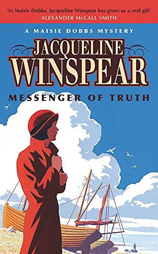 9780719567377: Messenger Of Truth - A Maisie Dobbs Novel