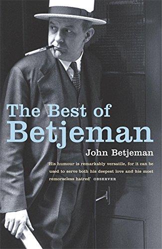 The Best of Betjeman (Paperback): John Betjeman