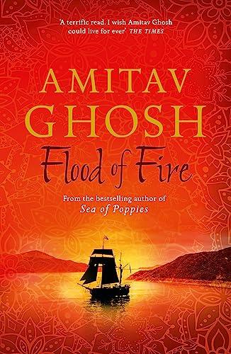 9780719569029: Flood of Fire (Ibis Trilogy)