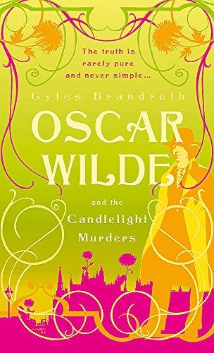 9780719569203: Oscar Wilde and the Candlelight Murders (Oscar Wilde Mysteries 1)
