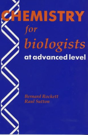 9780719571466: Chemistry for Biologists