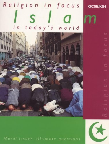 Islam in Todays World Students Book (R.E.in: Clinton, Claire and