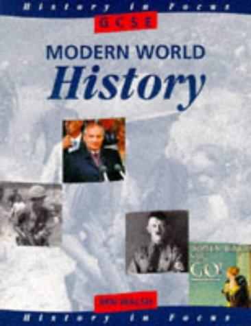9780719572319: GCSE Modern World History (History in Focus)