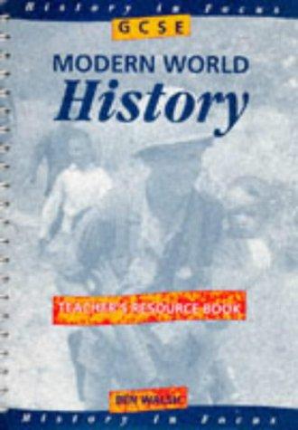 9780719572326: GCSE Modern World History: Teacher's Book (History in Focus)