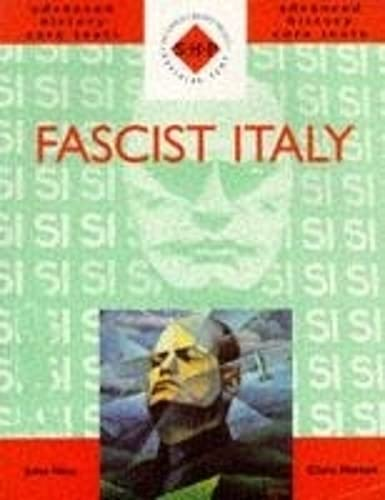 9780719573415: Fascist Italy (Shp Advanced History Core Texts)