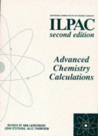 9780719575068: Advanced Chemistry Calculations