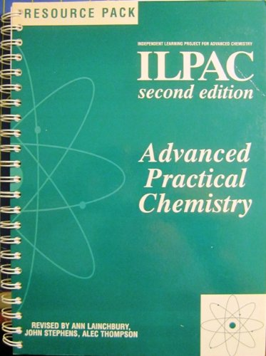 9780719575082: Advanced Practical Chemistry: Resource Pack (Independent Learning Project for Advanced Chemistry)