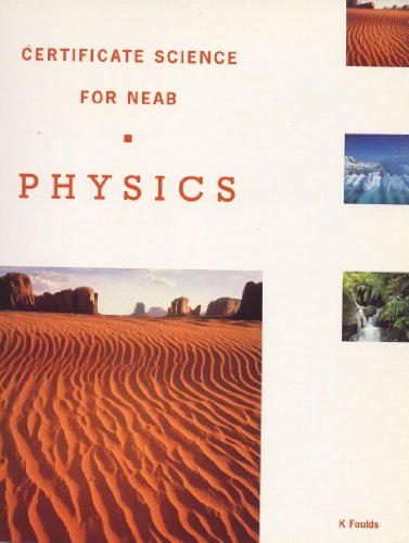9780719575136: Certificate Science for NEAB: Physics