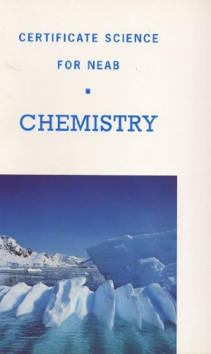 9780719575143: Certificate Science for NEAB: Chemistry
