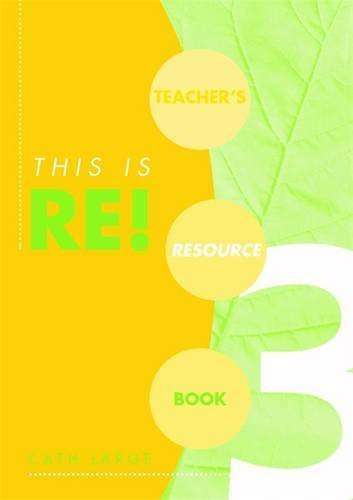 This Is Re! 3: Teacher's Book (Bk. 3) (0719575249) by Cath Large; Julia Ingham